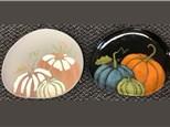 Pumpkin Specialty Glaze Plate - Class