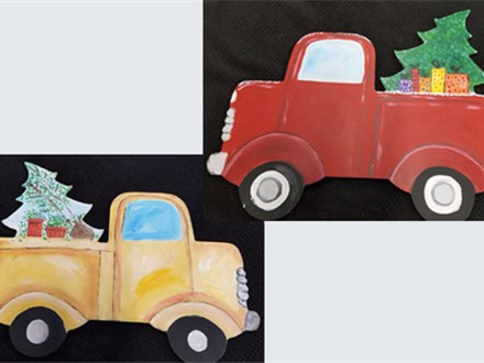 Craft N Party-Holiday Truck