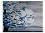 Moonlight Radiance - Paint & Sip - Jan 26