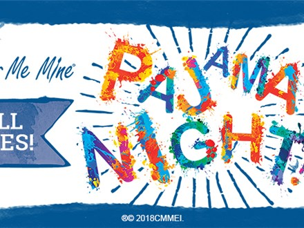 3rd Friday • Pajama Night • Color Me Mine Westminster