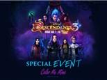 Disney's Descendants party