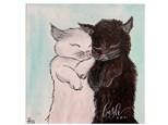 Sleepy Kittens Paint Class