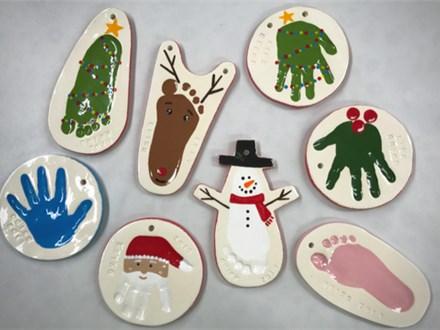 Custom Clay Ornaments