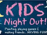 Kids Night Out! - Back to School Desk Set - September 21st
