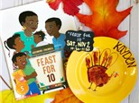 Pre-K Storytime: Feast for Ten
