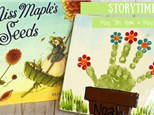 Storytime - Miss Maple's Seeds