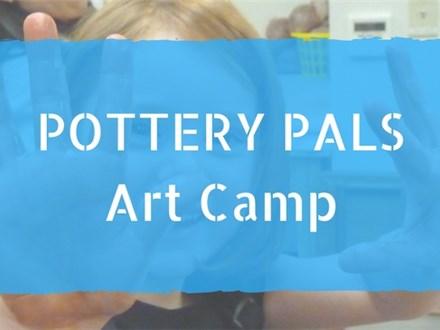 Pottery Pals Art Camp
