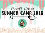 Summer Camp Week 10: Back to School (August 6th - 10th)