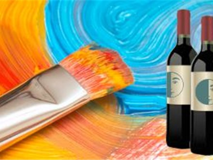 Wednesday Wine Down Canvas Painting