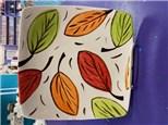 Fall leaf Platter Class - October 23rd