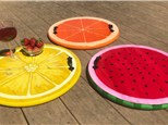 Summer Serving Tray Paint N Sip - July 18th