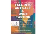 Fall Into Art Open House and Wine Tasting - Thurs. Nov. 7th from 4pm-9pm