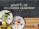 Mommy & Me Halloween Hand Print  - Jacksonville, FL