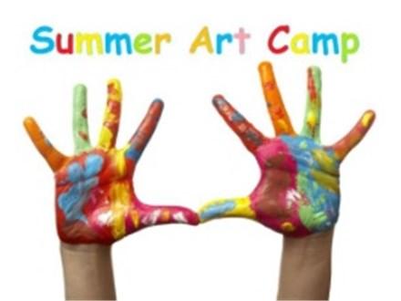 TOTS Summer Art Camp