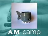 Shark Mug (SPLISH SPLASH) August 14th, Morning Camp 2018