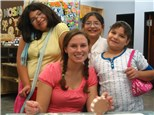 Cafe Monet: San Marcos - Half Day Summer Art Camp