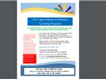 The Cages Enhanced Distance Learning Program - Single Day / Drop In