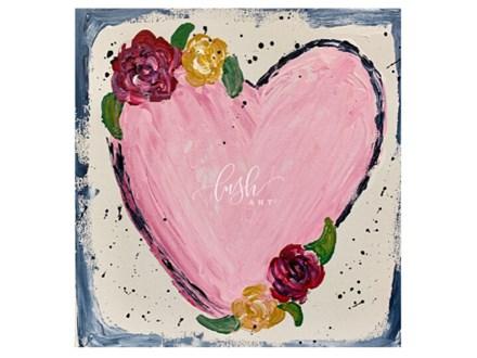 Heart Paint Class