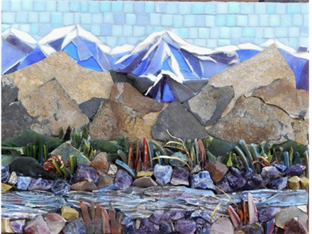 Mosaic Landscapes with Laura Rendlen - 2 Day