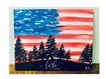 American Landscape Paint Class