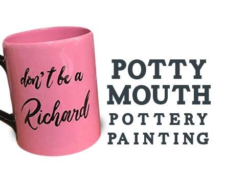 Maker's Night - Potty Mouth Pottery! - July 26