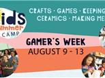 Summer Camp: Gamer's Week - August 9-13
