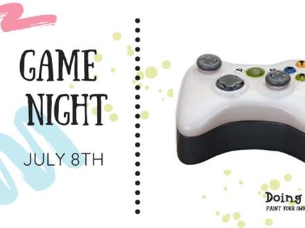Game Night Summer Camp