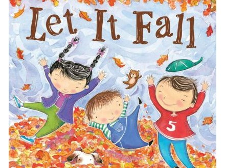Story Time Art - Let it Fall - Morning Session - 11.06.17