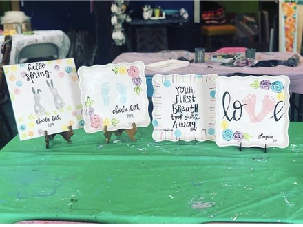 Host a Pottery Party