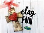 Clay Fun at POTTERY BY YOU! (Reservation Fee)
