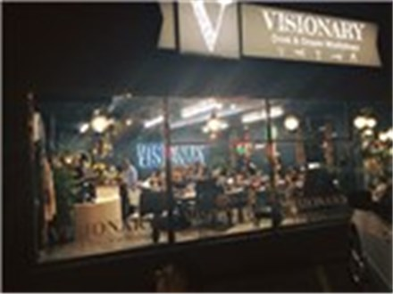 Class at The Visionary