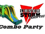 Combo (Inflatables and Nerf)