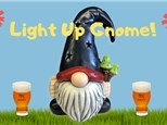 Light Up Gnome at Iron Hill Brewery - April 22nd