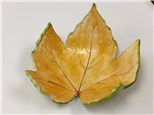 Family Clay - Leaf Dish - Evening Session - 09.18.19