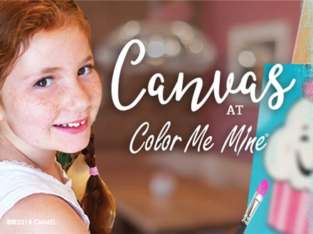Canvas Open Studio Party Package!