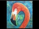 Family Friendly: Flamingo Feathers 03/10