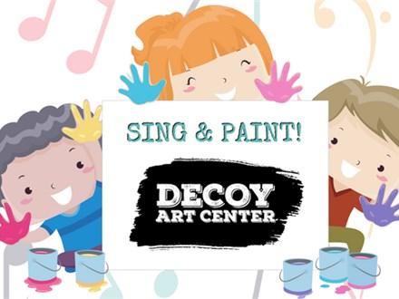 Sing, Paint & Create!
