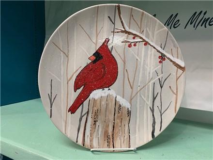 Winter Cardinal Adult Workshop - Jan 30th