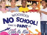 Spring Break Camp at COLOR ME MINE - SANTA MONICA