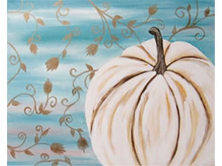 Pumpkin Canvas Paint Nite - November 14th
