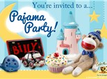 Pajama Night - $2 Studio Fee in PJ!