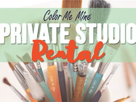 Private Painting Party at Color Me Mine
