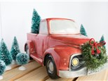 Adult Class: Rustic Truck - December 7 @ 6pm