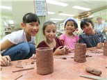 Children's Clay Party Deposit (Ages 7-15 Years)