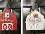 Barn Door Hanger