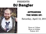 DJ Dangler & Chelsea Hood - April 13th