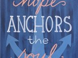 "Tweens, Teens, and Up Night! ""Hope Anchors the Soul"""