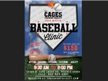 The Cages Winter Baseball Clinic - December 2020