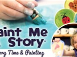 Paint Me a Story - Aug. 15