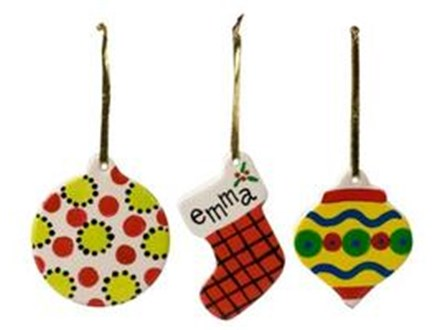 Ornament Painting Party! December 15th, 12-5 pm